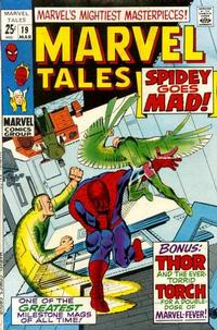 Cover Thumbnail for Marvel Tales (Marvel, 1966 series) #19