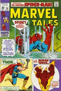 Cover Thumbnail for Marvel Tales (Marvel, 1966 series) #26
