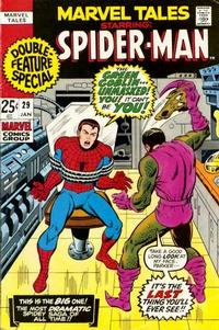 Cover Thumbnail for Marvel Tales (Marvel, 1966 series) #29