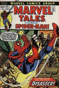 Cover Thumbnail for Marvel Tales (Marvel, 1966 series) #41