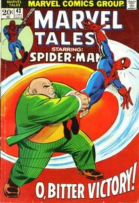 Cover Thumbnail for Marvel Tales (Marvel, 1966 series) #43
