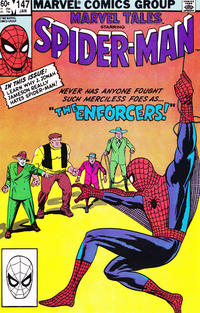 Cover Thumbnail for Marvel Tales (Marvel, 1966 series) #147