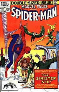 Cover Thumbnail for Marvel Tales (Marvel, 1966 series) #150 [Direct Edition]