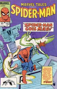 Cover Thumbnail for Marvel Tales (Marvel, 1966 series) #162