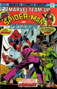 Cover Thumbnail for Marvel Team-Up (Marvel, 1972 series) #30