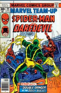 Cover Thumbnail for Marvel Team-Up (Marvel, 1972 series) #56
