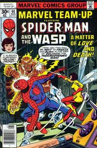 Cover Thumbnail for Marvel Team-Up (Marvel, 1972 series) #60 [30 cent cover price]