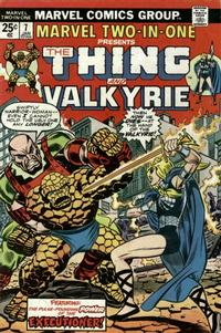 Cover Thumbnail for Marvel Two-In-One (Marvel, 1974 series) #7