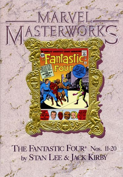 Cover for Marvel Masterworks (Marvel, 1987 series) #6