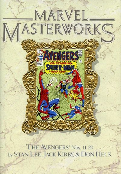 Cover for Marvel Masterworks (Marvel, 1987 series) #9