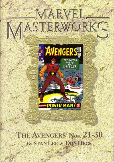 Cover for Marvel Masterworks (Marvel, 1987 series) #27