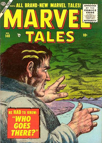 Cover for Marvel Tales (Marvel, 1949 series) #140