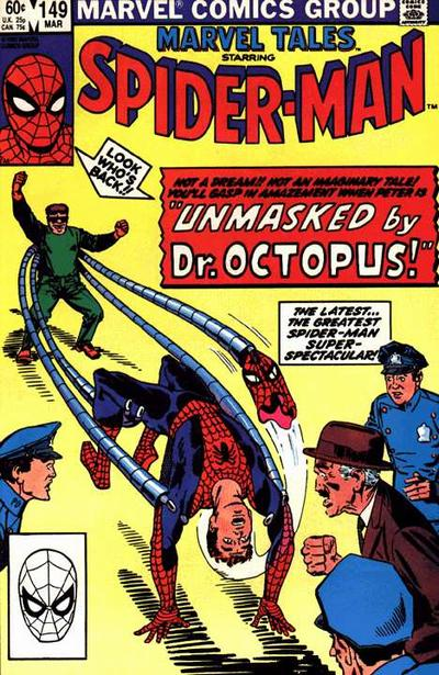 Cover for Marvel Tales (Marvel, 1966 series) #149