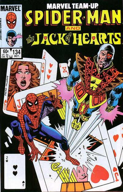 Cover for Marvel Team-Up (Marvel, 1972 series) #134 [Newsstand Edition]