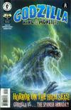 Cover for Godzilla (Dark Horse, 1995 series) #10