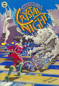 Cover Thumbnail for Crystal Night (Kitchen Sink Press, 1980 series)