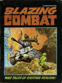 Cover Thumbnail for Blazing Combat (Warren, 1978 series) #[nn]
