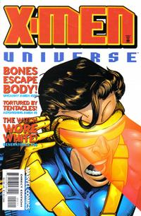 Cover Thumbnail for X-Men Universe (Marvel, 1999 series) #2
