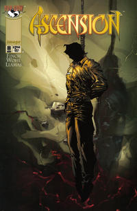 Cover for Ascension (Image, 1997 series) #8