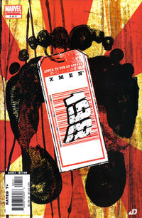 Cover Thumbnail for X-Men: The 198 (Marvel, 2006 series) #4