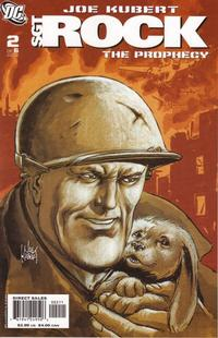 Cover Thumbnail for Sgt. Rock: The Prophecy (DC, 2006 series) #2