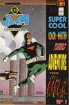 The Jam: Super Cool Color Injected Turbo Adventure #1 from Hell! #1