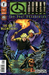 Cover for The Real Adventures of Jonny Quest (Dark Horse, 1996 series) #1