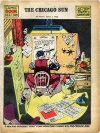 Cover Thumbnail for The Spirit (Register and Tribune Syndicate, 1940 series) #5/3/1942
