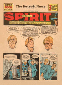 Cover Thumbnail for The Spirit (Register and Tribune Syndicate, 1940 series) #12/15/1940