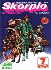 Cover Thumbnail for Skorpio Anno I (Eura Editoriale, 1977 series) #v2#27