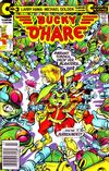Cover for Bucky O'Hare (Continuity, 1991 series) #3 [Newsstand Edition]