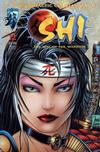 Cover for Shi: The Way of the Warrior (Crusade Comics, 1994 series) #12