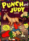 Cover for Punch and Judy Comics (Hillman, 1944 series) #v3#6