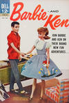 Cover for Barbie and Ken (Dell, 1962 series) #3