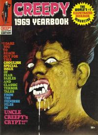 Cover Thumbnail for Creepy Yearbook (Warren, 1968 series) #1969