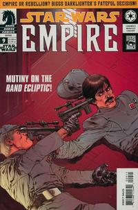 Cover Thumbnail for Star Wars: Empire (Dark Horse, 2002 series) #9