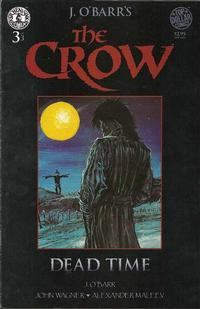 Cover Thumbnail for The Crow: Dead Time (Kitchen Sink Press, 1996 series) #3