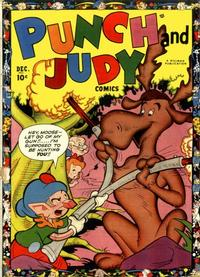 Cover Thumbnail for Punch and Judy Comics (Hillman, 1944 series) #v3#9