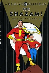 Cover Thumbnail for The Shazam! Archives (DC, 1992 series) #3