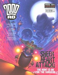 Cover Thumbnail for 2000 AD (Rebellion, 2001 series) #1471