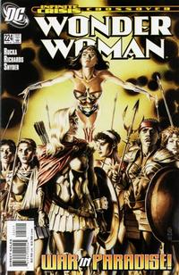 Cover for Wonder Woman (1987 series) #224