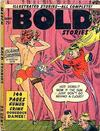 Cover for Bold Stories (Kirby Publishing Co., 1950 series) #nn [March]