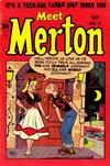Cover for Meet Merton (Toby, 1953 series) #4