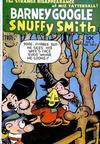 Cover for Barney Google and Snuffy Smith (Toby, 1951 series) #4