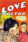 Cover for Dr. Anthony King, Hollywood Love Doctor (Toby, 1952 series) #1