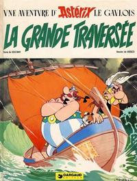 Cover Thumbnail for Astérix (Dargaud éditions, 1961 series) #22 - La grande traversée