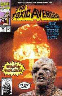 Cover Thumbnail for Toxic Avenger (Marvel, 1991 series) #11