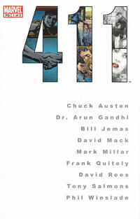 Cover Thumbnail for 411 (Marvel, 2003 series) #1