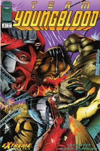 Cover Thumbnail for Team Youngblood (Image, 1993 series) #3
