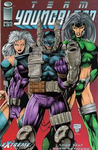 Cover Thumbnail for Team Youngblood (Image, 1993 series) #4
